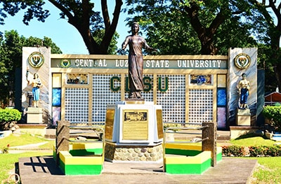 Central Luzon State University campus