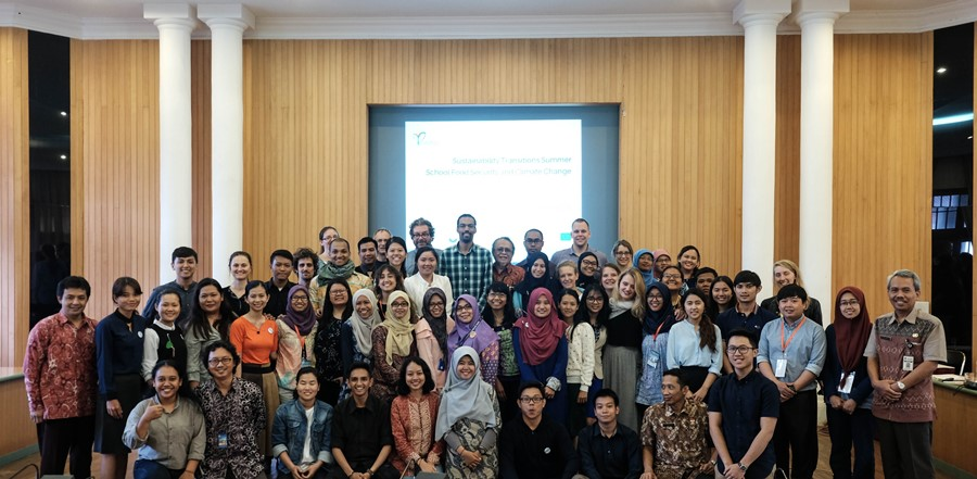 Sustainability Transitions Summer School Successfully Concludes