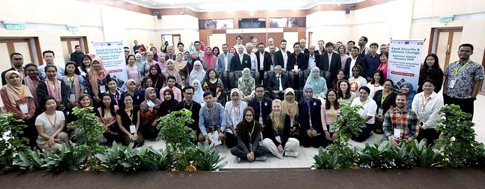 2018 UC-FSCC Summer School opens at UPM